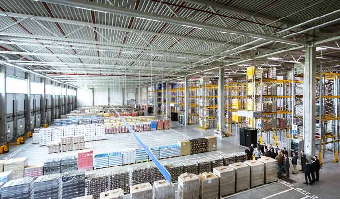LIDL distribution center