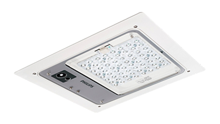 Manage lighting and energy by app - led canopy lights